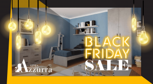 linea azzurra black friday